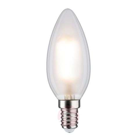 Ampoule flamme LED E14 5 W 2 700 K mate dimmable