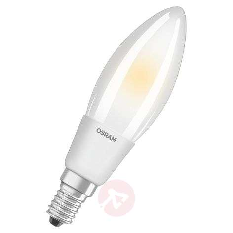 Ampoule flamme LED E14 5 W, blanc chaud