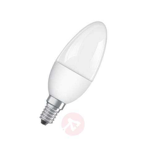 Ampoule LED bougie Superstar E14 5,5W 827 mate-7260672-31