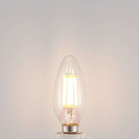 Ampoule LED E14 filament 4 W 2 700 K dimmable