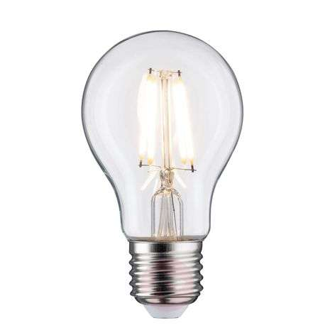 Ampoule LED E27 5 W filament 2 700 K dimmable