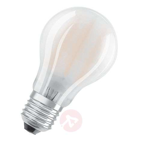 Ampoule LED E27 7W 827, kit de 2, mat-7260969-31