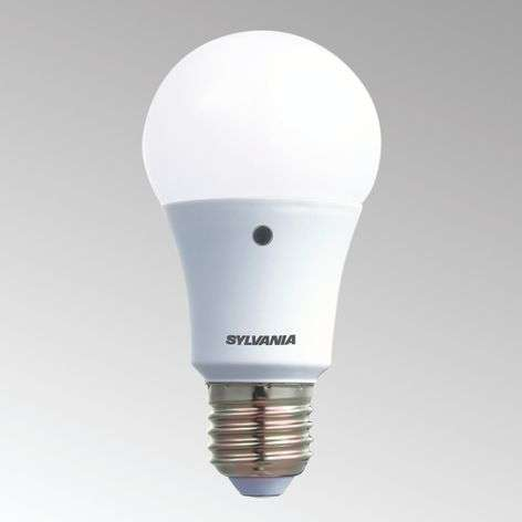 Ampoule LED E27 8,5W, blanc chaud, Light-Sense