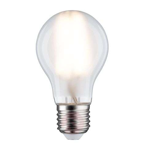 Ampoule LED E27 9 W 2 700 K mate, dimmable