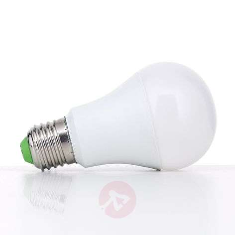 Ampoule LED E27 A60 14 W LED opale 827 dimmable