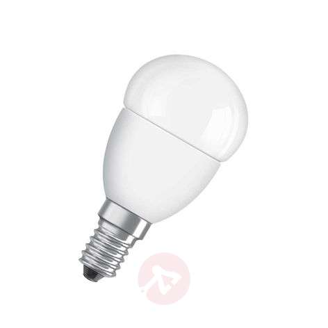 Ampoule LED goutte Superstar E14 5,3W 827 mate