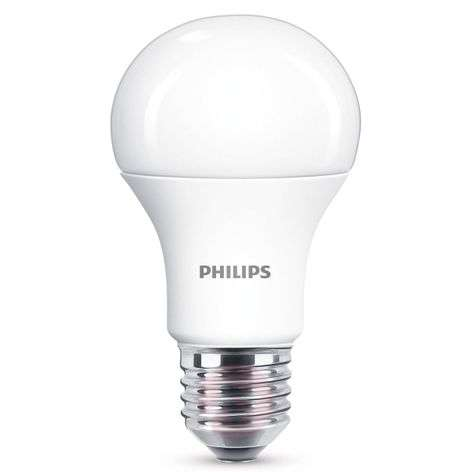 ampoule led warmglow e27 11 w mat, dimmable | luminaire.fr