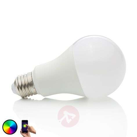 Ampoule LED WiFi E27 10 W, 2700 K, RVB, dimmable-9971013-39