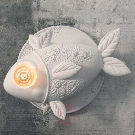 Applique design Aprile en forme de poisson