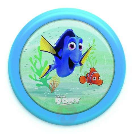 Applique LED à piles Le monde de Dory