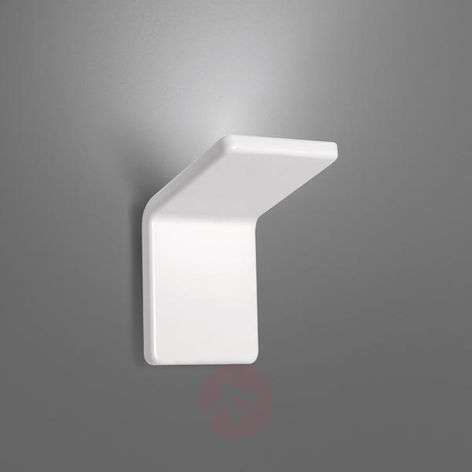 Applique LED de designer Cuma 10 en blanc