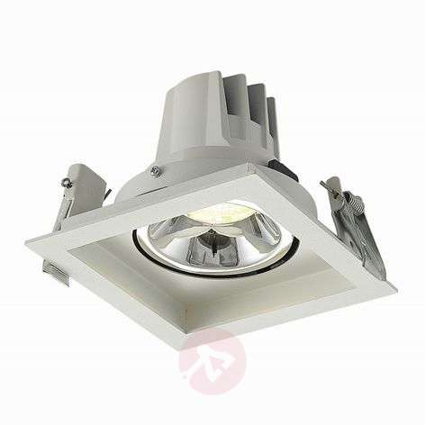 Arcchio Frode downlight LED angulaire, 3000K