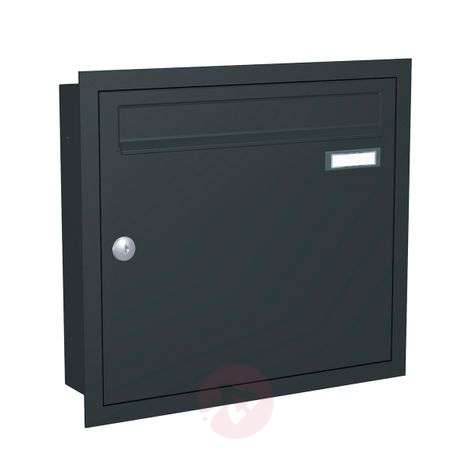 Boîte aux lettres anthracite Express Box Up 110