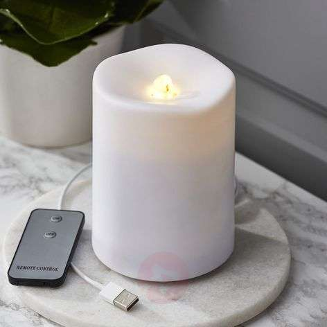 Bougie LED Water Candle étanche