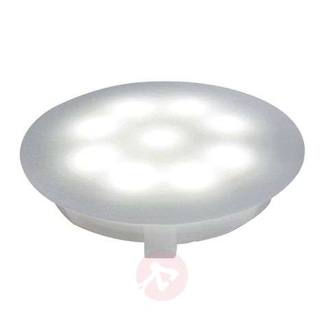 Downlight LED en polycarbonate 6500 K satiné 1x1 W