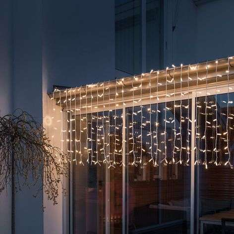 Extension syst. rideau lum. LED 24V, 104 lampes