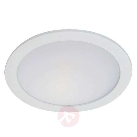 Hony - downlight encastrable LED blanc 14W