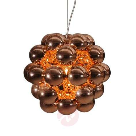 Innermost Beads Penta - suspension cuivre