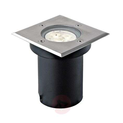 IP67 - Spot LED encastrable dans le sol Ava, carré