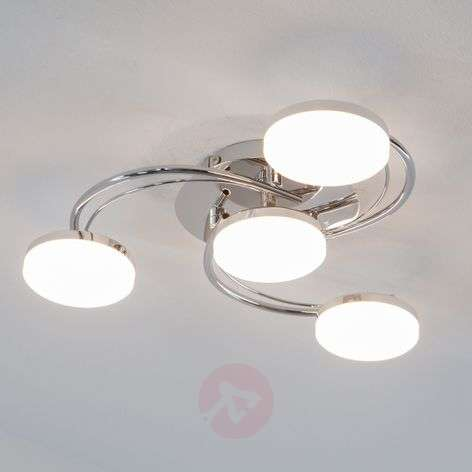 Joli plafonnier LED Lillith