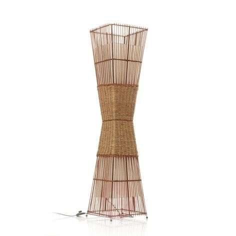 Lampadaire BAMBOO à 2 lampes-7007100-31