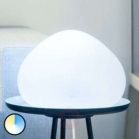 Lampe à poser LED Philips Hue réglable Wellner