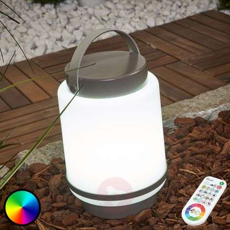 Lampe décorative LED Doji IDual
