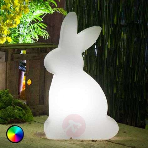 Lampe décorative LED Shining Rabbit, 50 cm-1004079-32