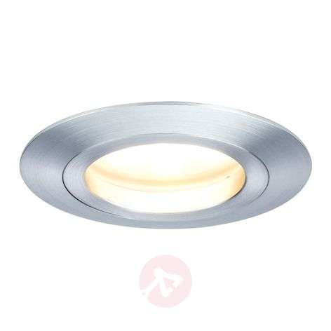 Lampe LED encastrable ronde Coin IP44