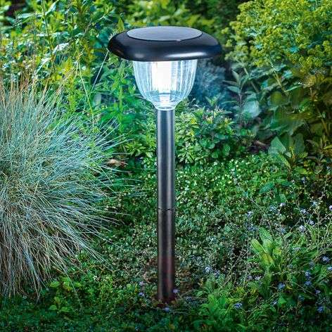 Lampe solaire LED Classic Light Duo Color