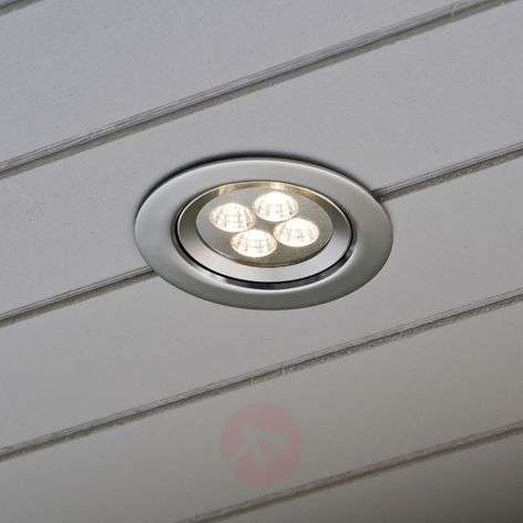 LED-SPOT encastré au plafond avec amp. Power LED
