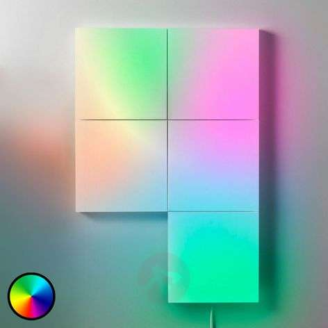 LIFX Tile Kit, applique LED modul. compatible WiFi