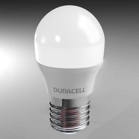 Mini ampoule globe LED E27 P45 6W 2 700K mate