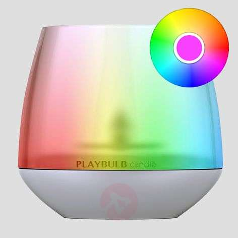 MiPow Playbulb Candle, bougie LED 1er