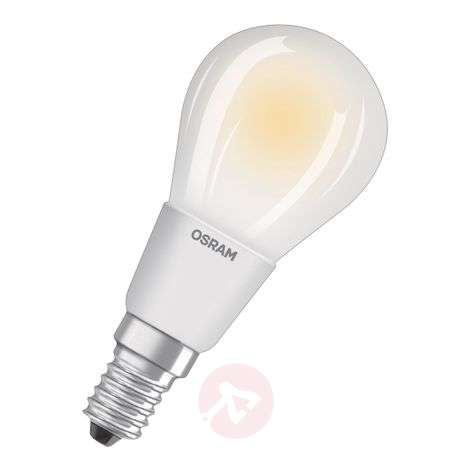 OSRAM goutte LED E14 6 W mat 4 000 K dimmable