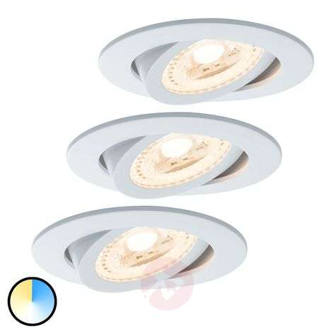 Paulmann Smart Friends 3 spots enc. LED Lens CCT