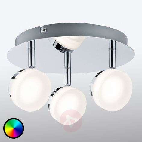 Paulmann Smart Friends plafonnier LED Iro RGBW