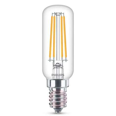 Philips E14 tube LED 5 W blanc chaud filament