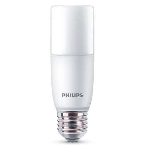 Philips E27 ampoule tube LED 9,5 W blanc chaud