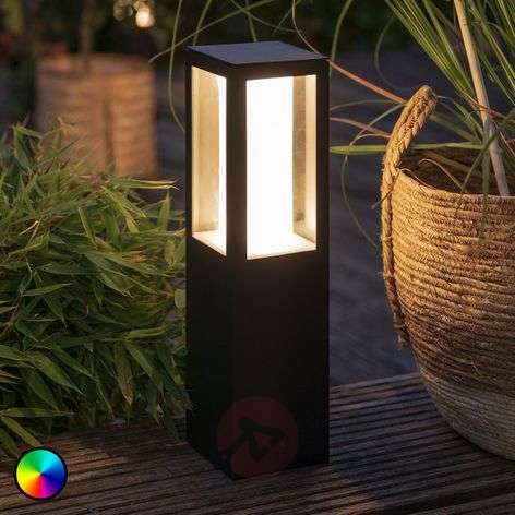Philips Hue Impress potelet, set de base