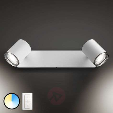 Philips Hue White Ambiance Adore spot à 2 LED