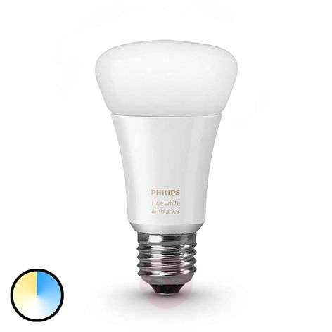 Philips HUE White Ambiance E27 9,5 W complément