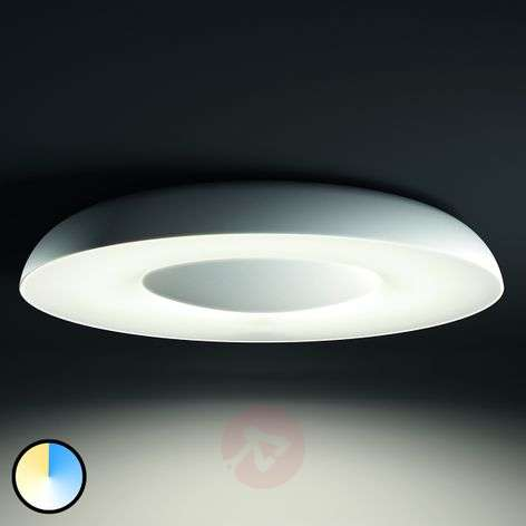Philips Hue White Ambiance Still plafonnier blanc