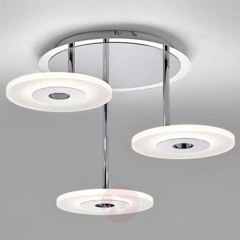 Plafonnier LED Adali, dimmable via commutateur