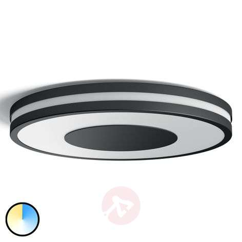 Plafonnier LED Philips Hue Being avec variateur