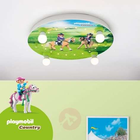 Plafonnier rond PLAYMOBIL Country