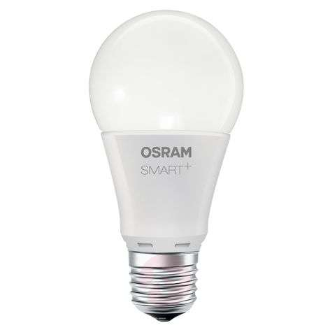 SMART+ LED E27 8,5W, blanc chaud, 800lm, dimmable