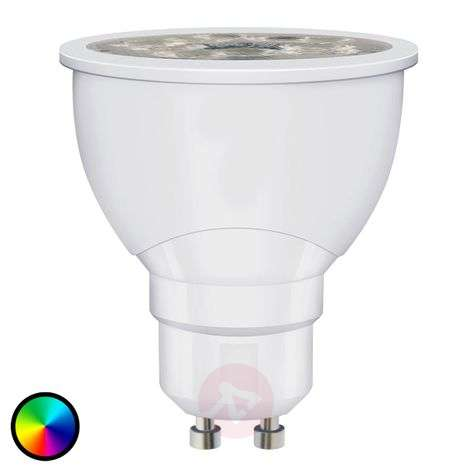 SMART+ LED GU10 6W, RGBW, 300 lm, dimmable