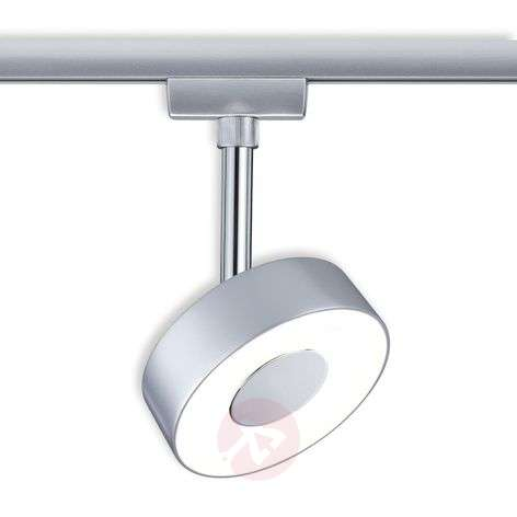 Spot LED Circle pour rail U-Rail, chromé