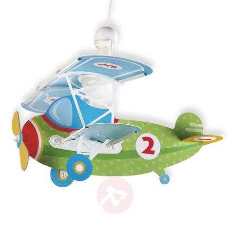 Suspension avion Baby Plane